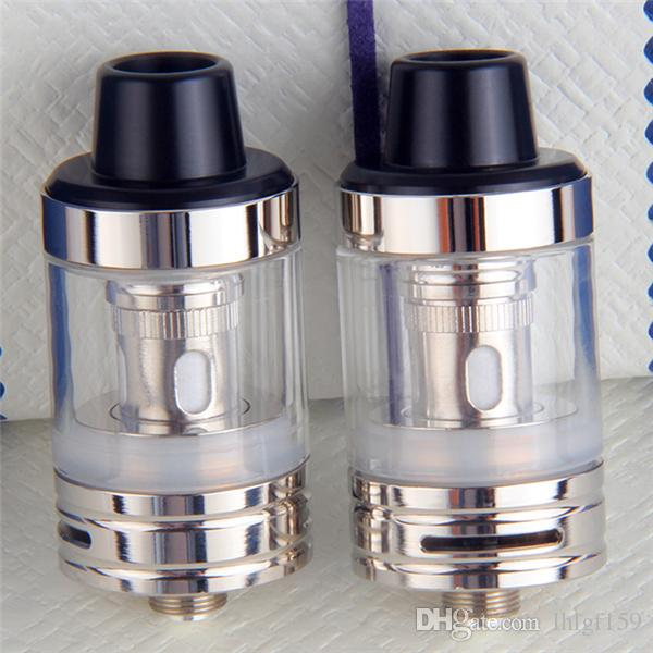 Original Top refill systemTVR K1Tank with Delrin Drip Tip 2ml 0.3ohm Hot Vapor Fit SmokTech Alien TC 30W~80W Box Mod