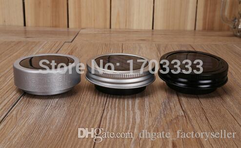 Coperchi in argento a energia solare che cambiano colore I coperchi illuminano qualsiasi barattolo di vetro non includere vaso DHL Fedex Spedizione gratuita