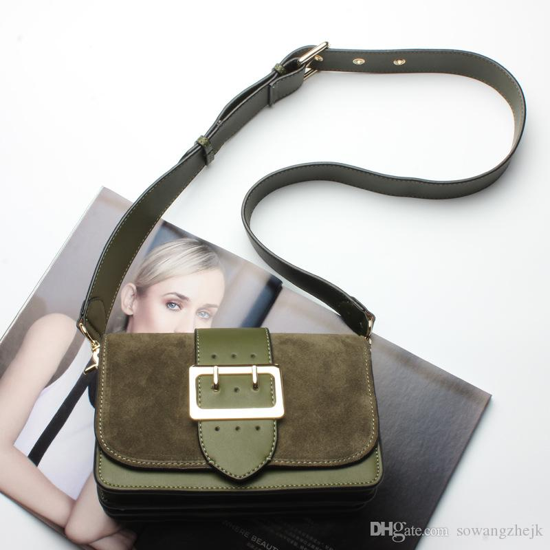 YENI Avrupa ve Amerikan tarzı organı çanta kadın tek omuz deri çanta Yeni buzlu çanta