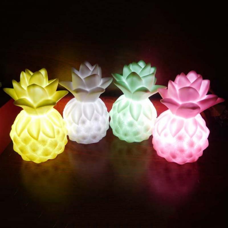 Großhandel Großhandel Kinder Licht Up Spielzeug Mini Led Ananas ...