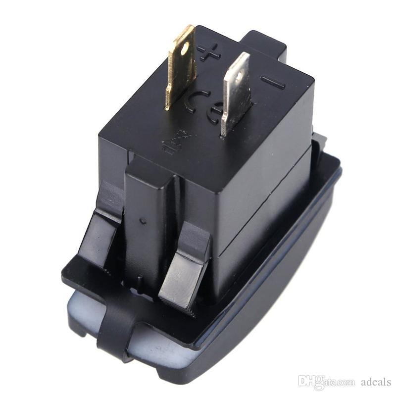 Presa USB caricabatteria da auto universale Presa USB Dual Ports USB DC 12V 24V 3.1A Toyota SUV iPhone Samsung SUV ATV