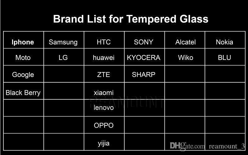 300 piezas de vidrio templado premium para HTC Google Pixel / Pixel XL / PixelXL / 5.0 5.5 pulgadas Protector de pantalla Protector de película protectora endurecida