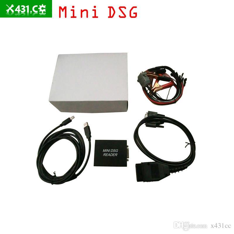 2017 Newest MINI DSG reader(DQ200+DQ250) For Audi/VW New Release Diagnostic  Tool mini dsg free shipping