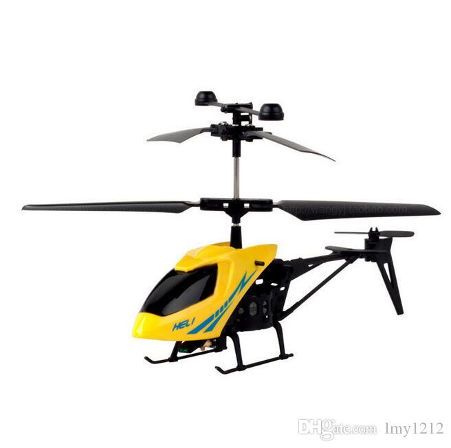 Best seller drop ship RC 2.5CH Mini helicopter Radio Remote Control Aircraft ChannelDropped mini remote control aircraft