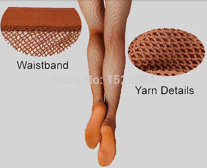 789706e504d Wholesale-Support Dance Thick Hard Stretch Professional Fishnet ...