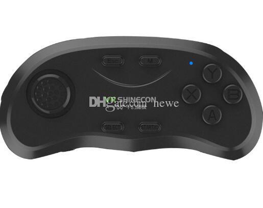 핫 게임 액세서리 원래 블루투스 원격 컨트롤러 VR Shinecon 무선 게임 패드 마우스 음악 셀카 3D 게임 iOS 안드로이드 PC TV
