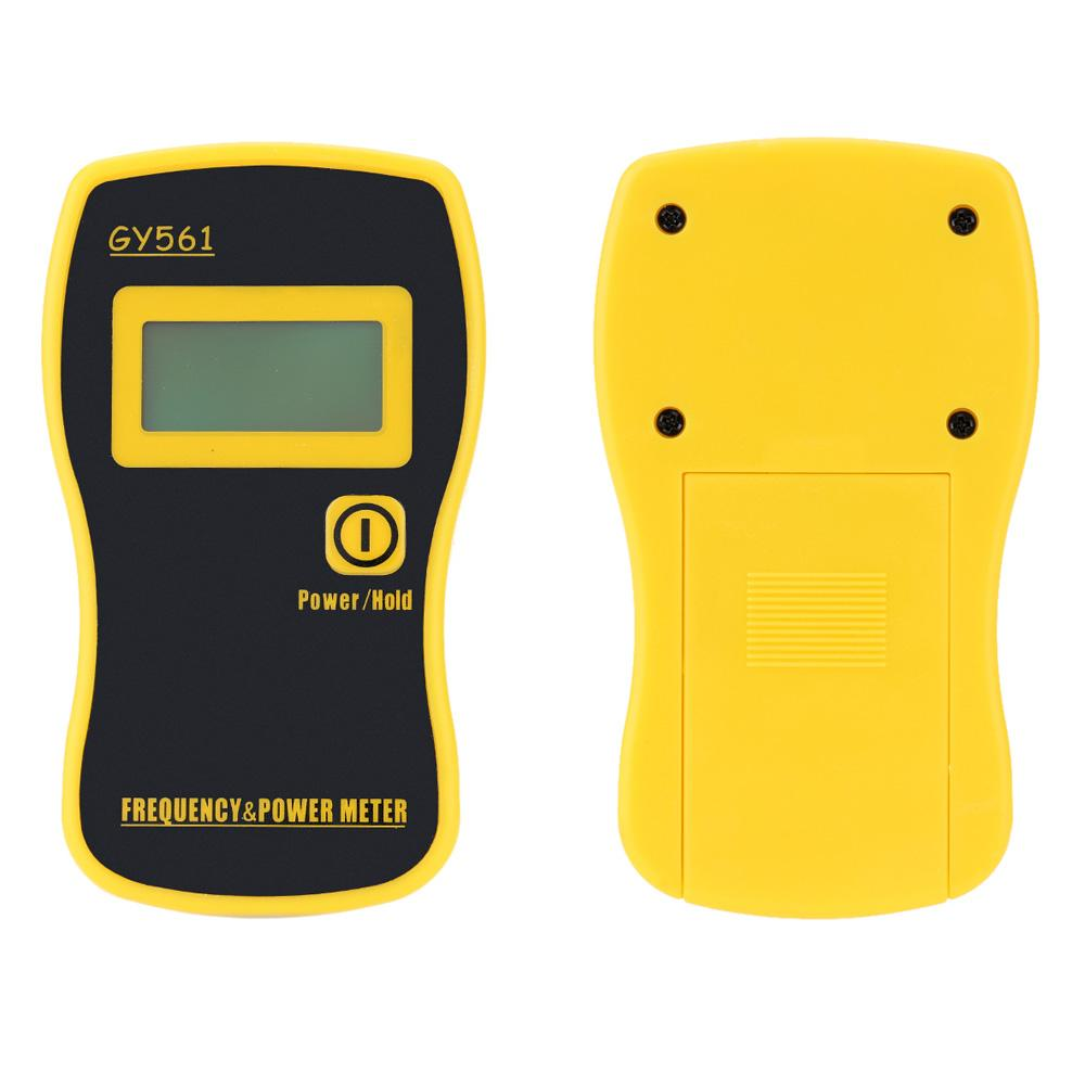 Freeshipping Practical Mini Handheld Frequency Counter Meter Power Measuring for Two-way Radio