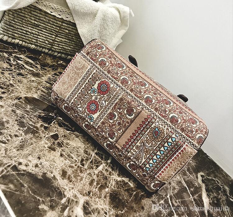 2017. Neues Muster. Mode lässig Tasche. Damentaschen. Handtasche. Boston Tasche. Segeltuch. Klein. Soft.Cross Body.Shoulder Bags.Totes.