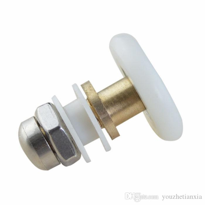 4 шт. эксцентричный колесо душевая комната шкив ванная комната душ раздвижные стеклянные двери ролик бытовые repari аппаратная часть