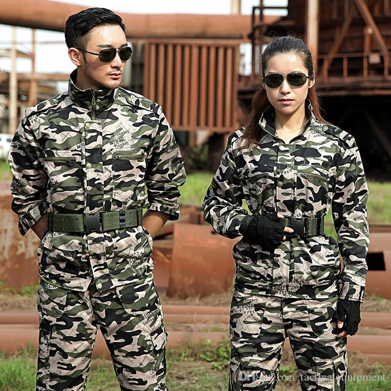 Full Contact Combat Sport >> 2019 Hunting Camouflage Clothes Tactical Outdoor Jacket ...