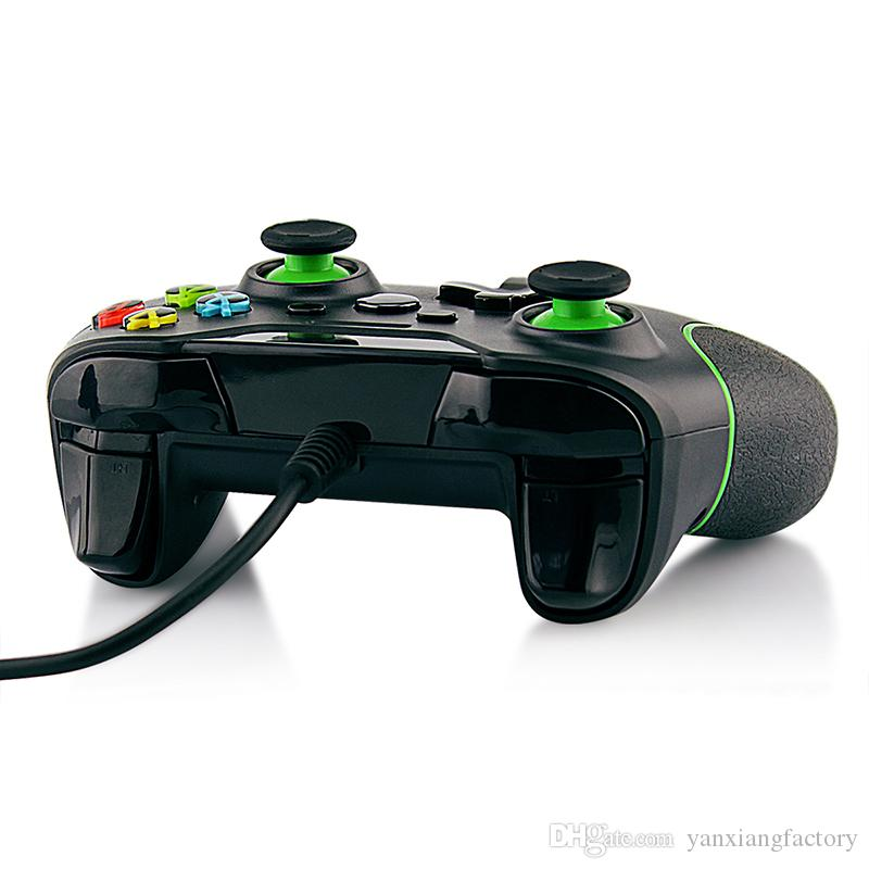 USB Wired Game Controller for Xbox one, Best replacement gaming Joystick Game Pad for Xbox One PC YX-OEN-03
