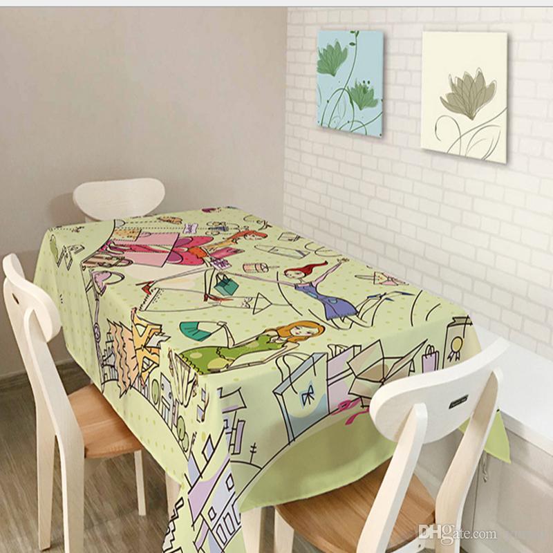Nappe Rectangulaire Round Tablecloth Table Tablecloth Oil Cloth Tablecloths  Wedding Decoration Transparent Pvc Tablecloth Vinyl Tablecloths Plastic ...