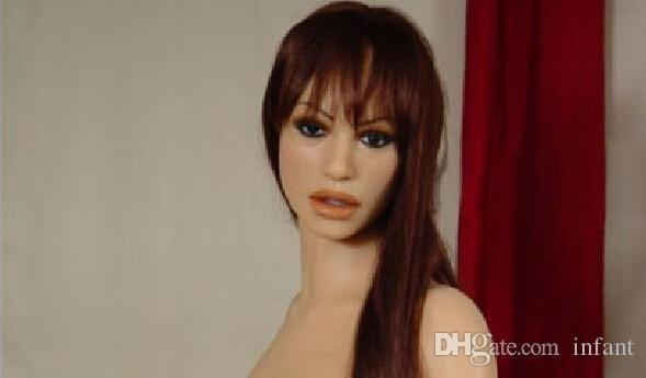 Orale Sex Doll Sex Producten Real Photo Oral Vaginal Dual-Use Japanse opblaasbare Dollsilicone Pussy, Virgin2017h