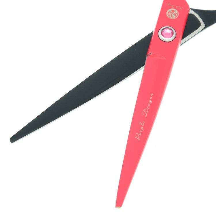 6.0inch Новый фиолетовый Дракон JP440C Ножницы для волос Набор 360 градусов Поворот Салон для волос Режущие ножницы Удобные Ножницы Парикмахерские Ножницы, LZS0434