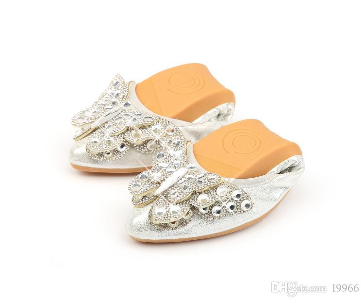 Moda sapatos femininos oxford zapatillas mujer strass ovo rolos casuais apontou toes sapatos femininos plana calcanhar zapatillas superstar