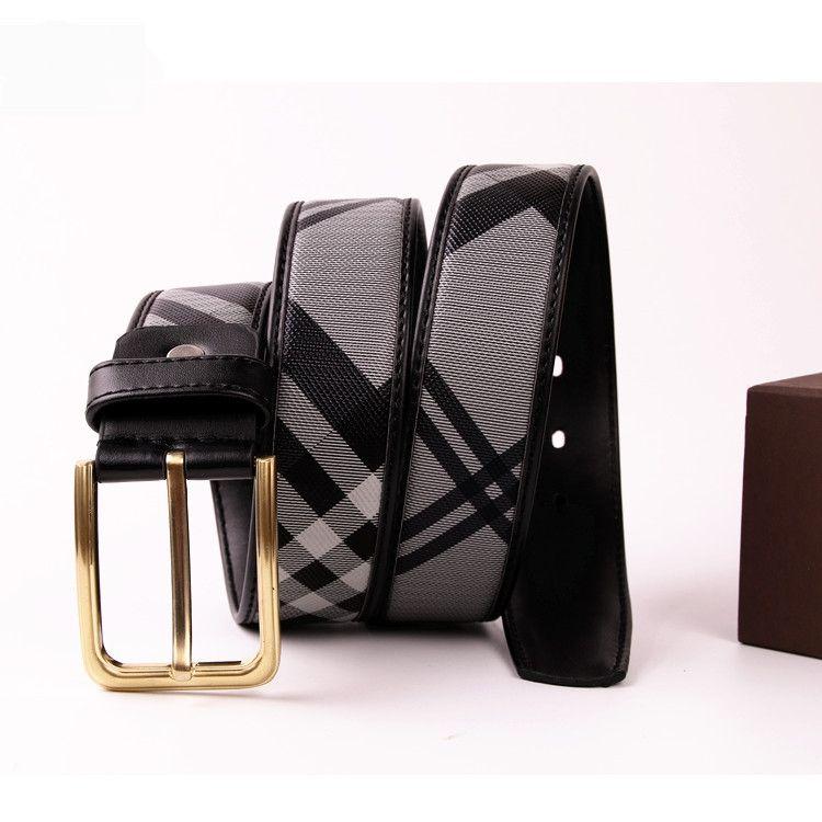 NEW High Quality Belt For Men Women Fashion Cintos Femininos Pinhole button Casual Simple Luxury Belts designer belts men high quality