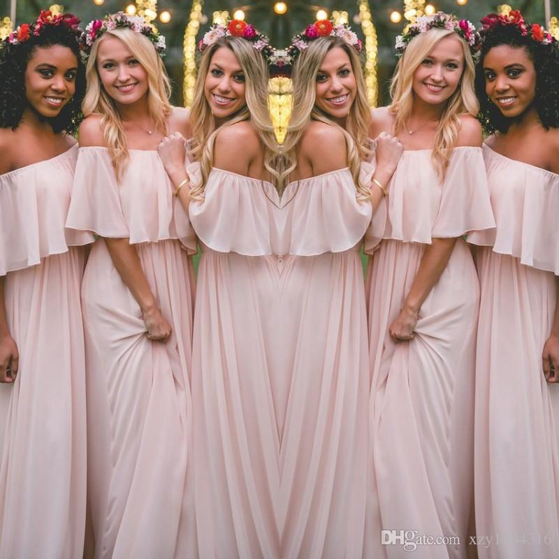 Pictures of latest bridesmaid dresses