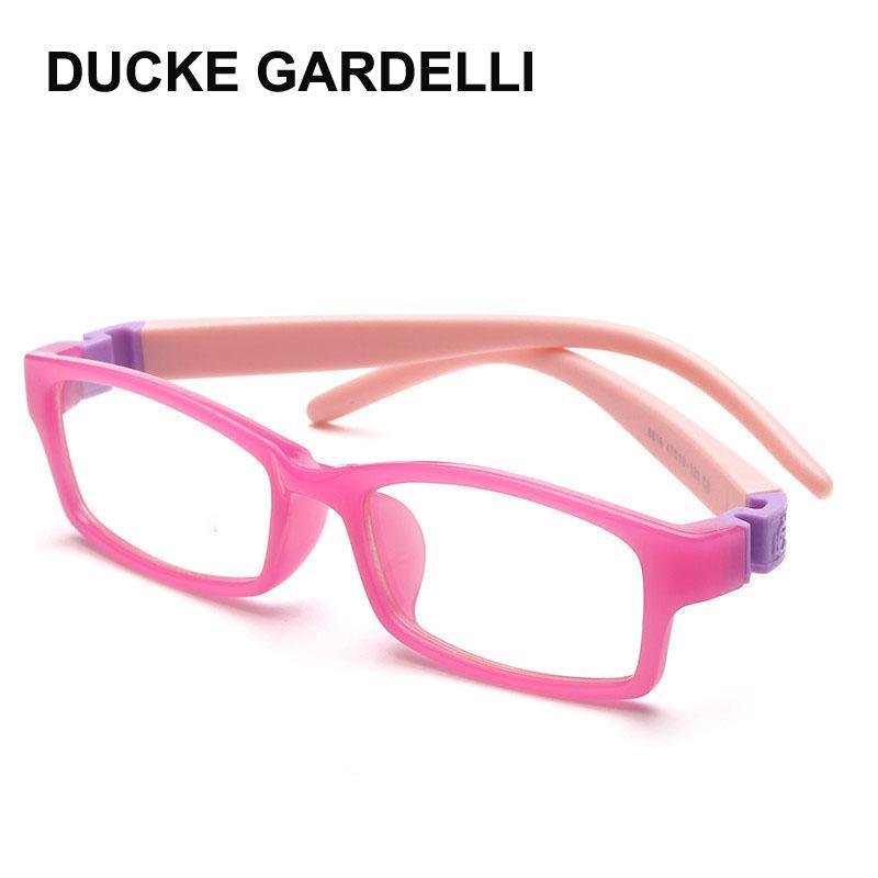 Compre Al Por Mayor Ducke Gardelli Gafas Para Niños Marcos De ...