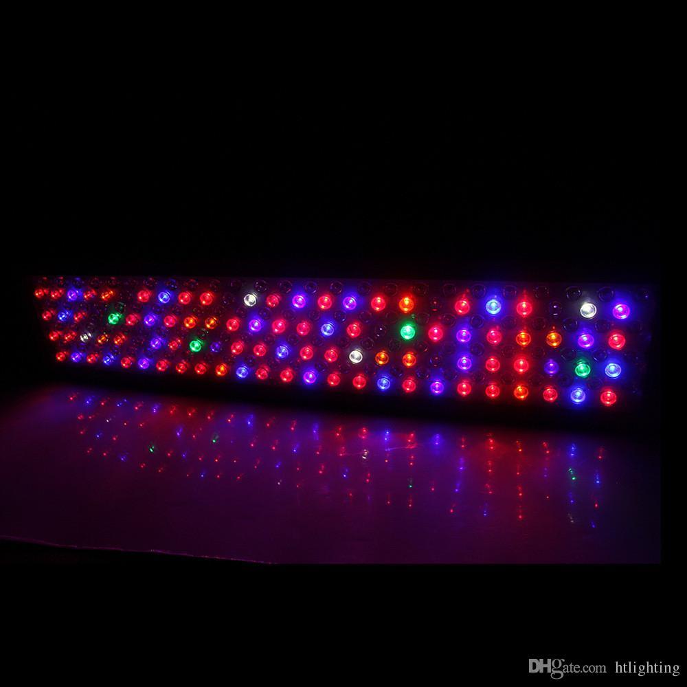 Más reciente P600 Dual Chip Full Spectrum 600W LED Grow Light Chip doble Hydroponics Vegetal Flor Planta Grow Light