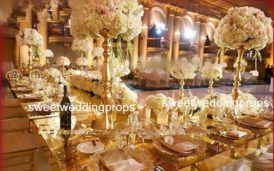 No Flowers Including Wedding Centerpiece Crystal Diamond Candelabra Flower Bowl Candelabra Centerpiece Wedding Decorations For Birthdays Decorations