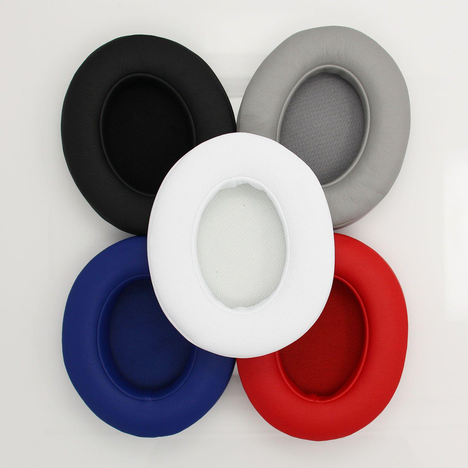 Reemplazo Diadema Cojín de oído para Studio 2.0 Auriculares inalámbricos Auriculares Auriculares Esponja Ea Pad Espuma suave Cojines de oído Auriculares Cubierta