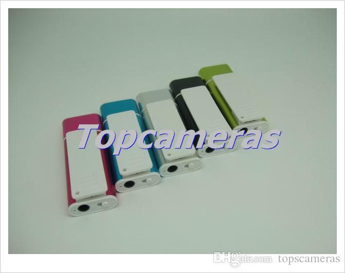 V03 تسجيل صوتي 2 في 1 8GB Dictaphone ميني USB عالية الوضوح الصوت الرقمي مسجل صندوق البيع بالتجزئة