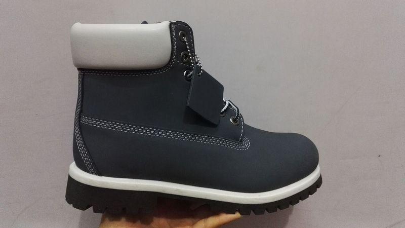 Men's Ankle Basic Contrast Collar Boot Waterproof Boot Men Women Leather Outdoor Boots EUR 36-46