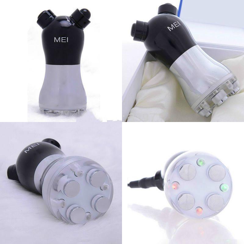 Neddle الحرة ميزوثيرابي Electroporation RF الوجه آلة راديو تردد الجلد الصمام الفوتون تجديد شد الوجه