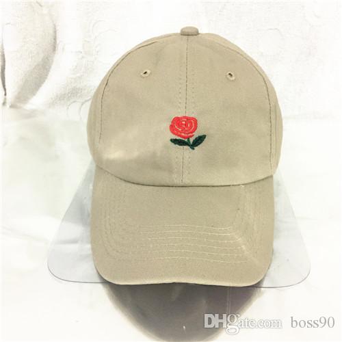 2017 Hot Sale The Hundred Ball Cap Snapback The Hundred Rose Dad Hat  Baseball Caps Snapbacks Summer Fashion Golf Hat Adjustable Sun Hats Big Hats  Hat Stores ... 2c9011128da4