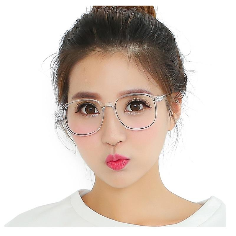 0a7c03c06f 2019 Wholesale 2016 Fashion Big Eyeglass Frame Metal Legs Eyeglass Frame  For Women Glass Frames Eyewear Spectacle Oculos De Grau Femininos From  Naixing
