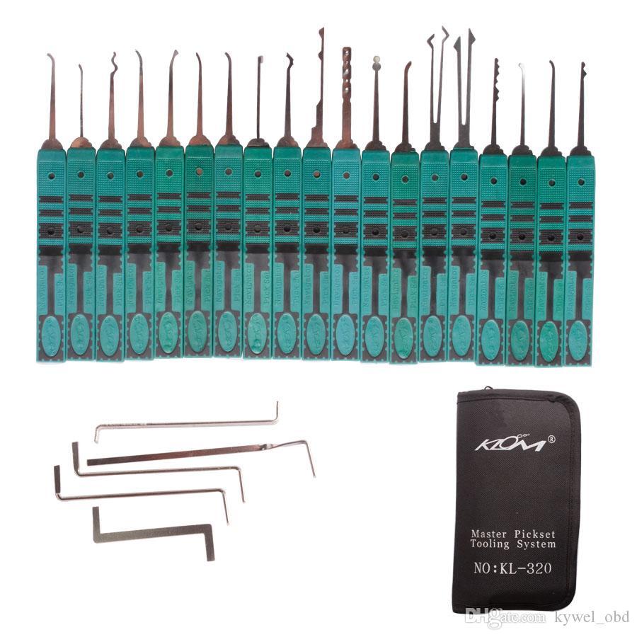 2017 뜨거운 자물쇠 도구 KLom 의 잠금 피크 도구 깨진 키 도구 Klom 키 리무버 무료 배송