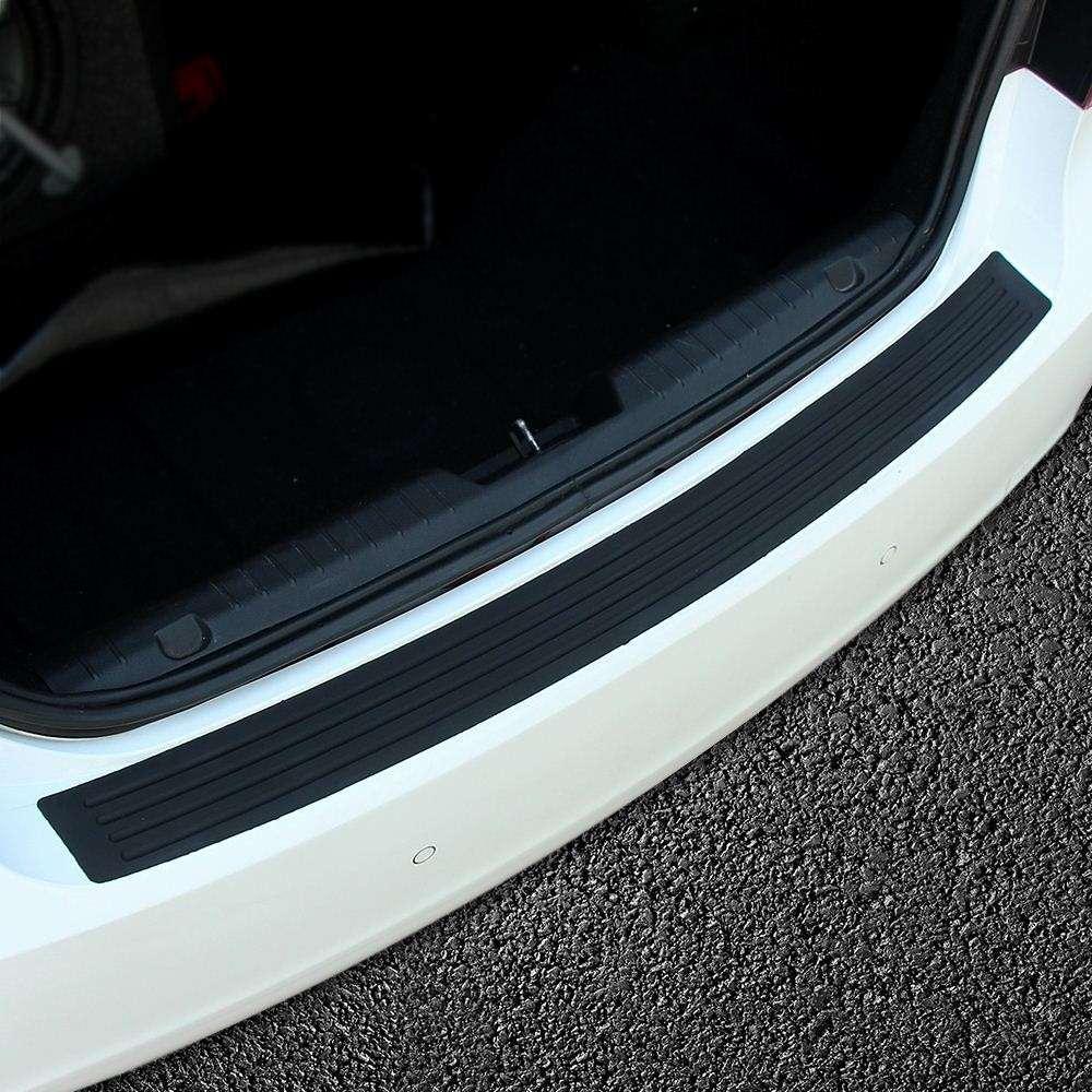 Online Cheap Car Rear Bumper Scuff Protective Sill Cover For Ford Focus  Fusion Ecosport Fiesta Falcon EDGE/EVOS/START/C MAX/S MAX/B MAX By  Zwell_co_ltd ...