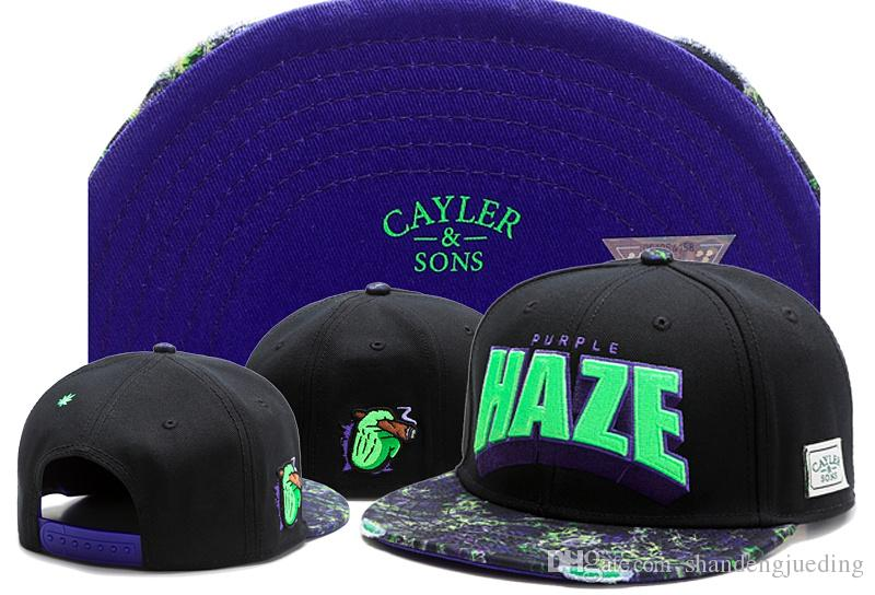 Cayler Filhos Unisex Hip Hop Venda Direta Ventiladores Chapéus de Apoio Snapback Bonés de Beisebol Equipado Cap Snapback Cap chapéu
