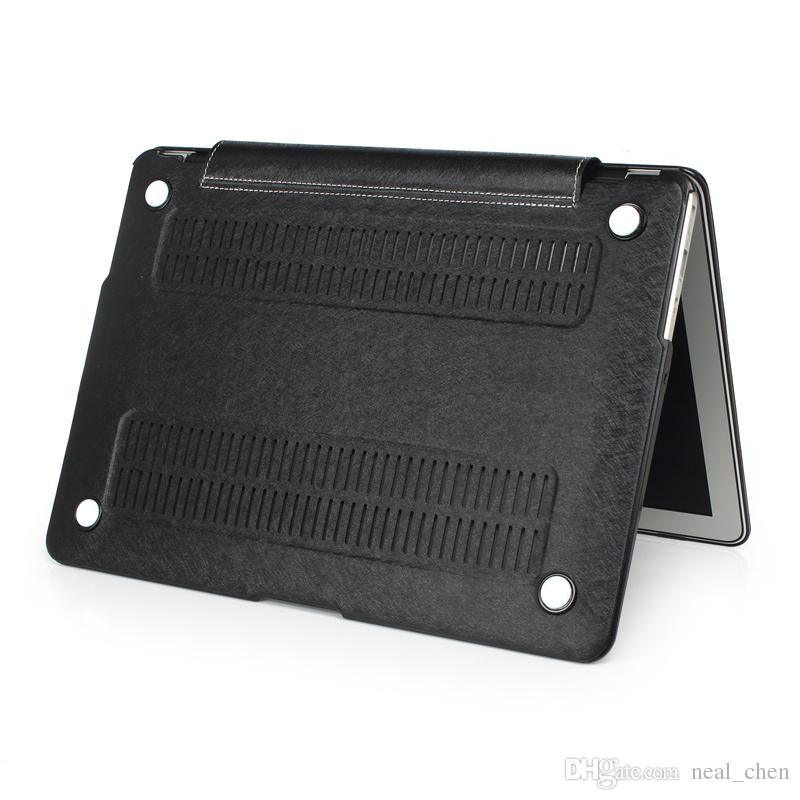 "Plastic Shell Hard Cover Case PU For Apple Macbook Air Pro Retina 11.6"" 13.3"" 15.4"" A1370 A1465 A1369 A1466 A1278 1286 A1398 A1425"