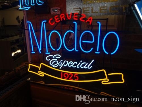 2018 Modelo Especial Neon Sign Light Store Ktv Club Pub