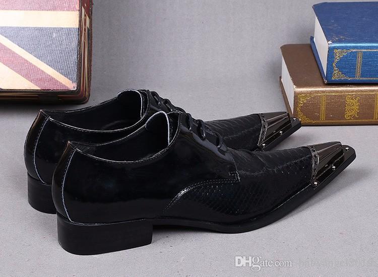 Christia Bella Mode Italienische Männer Halbschuhe Schuhe Aus Echtem Leder Business Männer Kleid Schuhe Schwarz Hochzeit Männer Formelle Schuhe Brogues