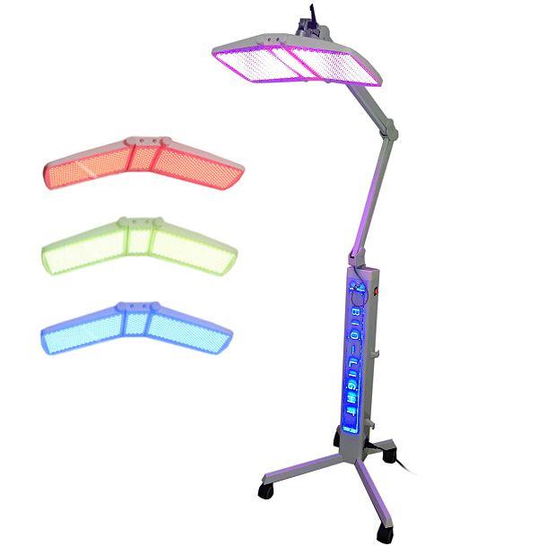 7 cores luz PDT LED Therapia Bio-Luz PDT PDT LED Máquina Facial para Rejuvenescimento da Pele Anti-envelhecimento Remoção de rugas