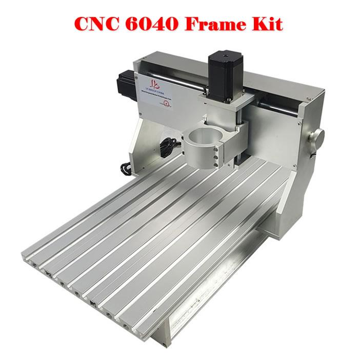 2018 High Quality New Assembled Motor Cnc Router Kit 6040 Cnc Frame ...