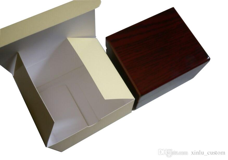 suitable for wholesale watch box wooden, Drop shipping storage gift jewelry watch boxes customize logo economic choose Cheap Boxes