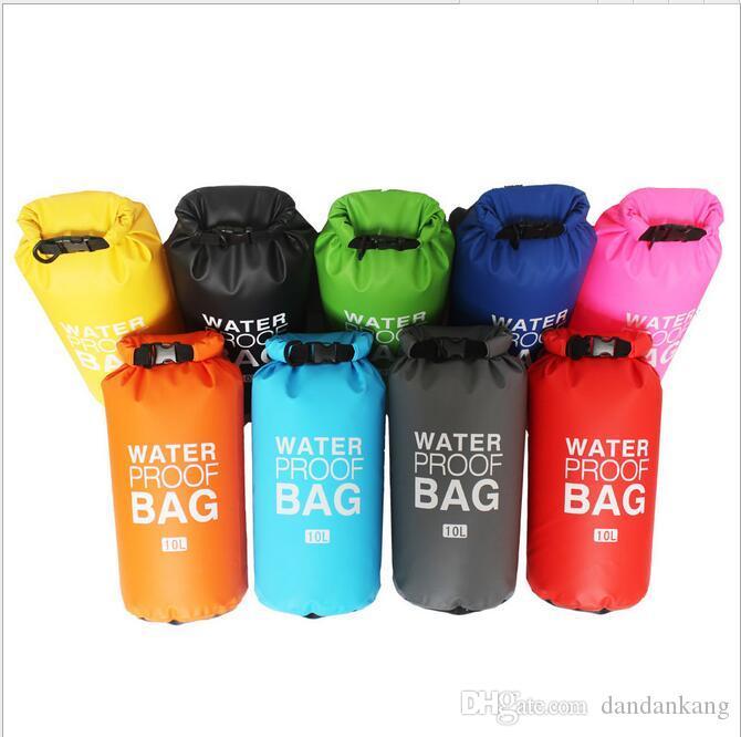 Sport Outdoor Camping Travel Folding Tragbare Wasserdichte Tasche Aufbewahrung Trockensack für Kanu Kayak Rafting Kit Ausrüstung