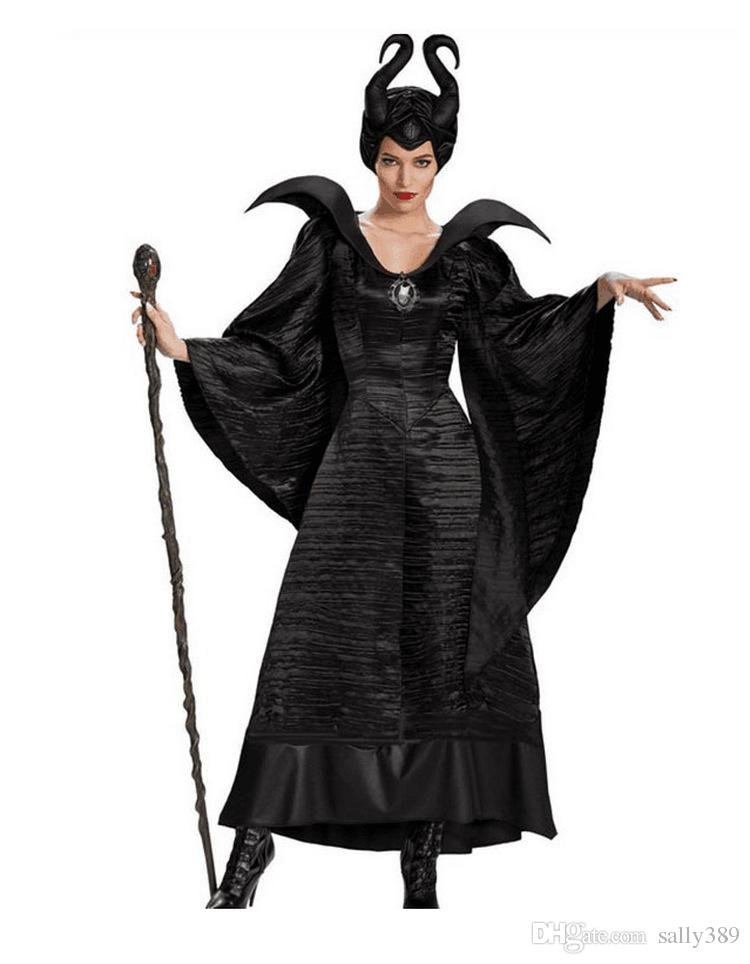 And Black witch costume