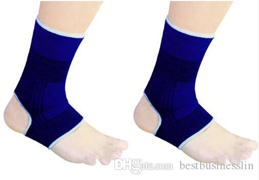 2017 Hot Sale Safety Ankle Protection Elastic Brace Guard Soft Support For Men Women