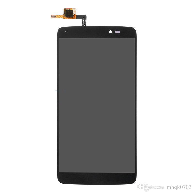 Для Alcatel One Touch Idol 3 5.5 дюймов 6045 OT6045 ЖК-дисплей с сенсорным экраном дигитайзер Ассамблеи оригинальные запасные части