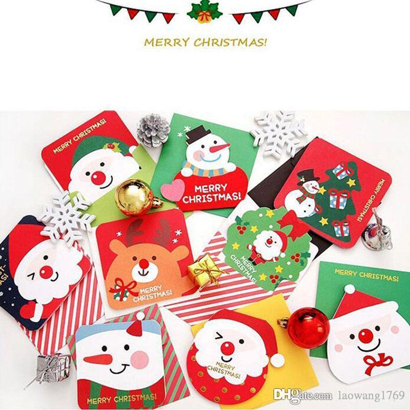 Creative different shape christmas theme small card christmas new creative different shape christmas theme small card christmas new year greeting message card gift cards with envelope dog christmas cards dog greeting cards m4hsunfo