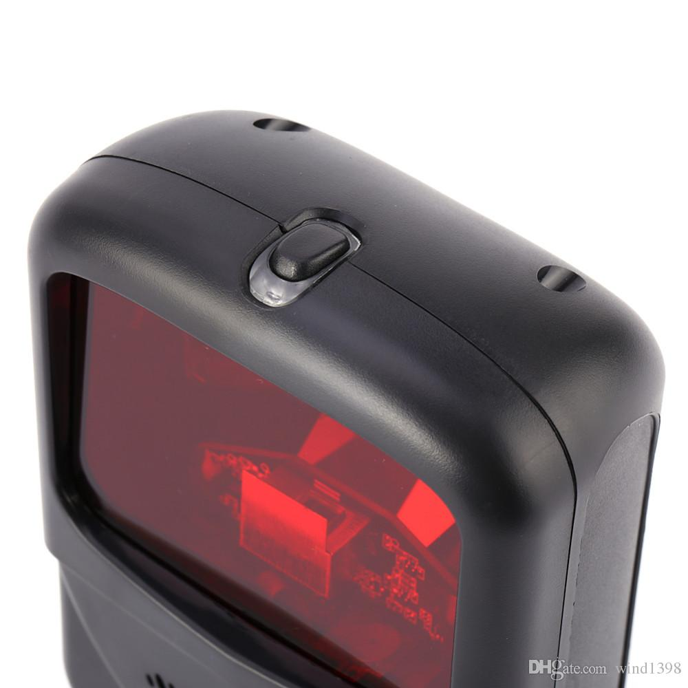 High quality YHD-9100 Desktop Platform Omnidirectional Scan Speed 1500/sec stationary 1D laser Bar Code scanners