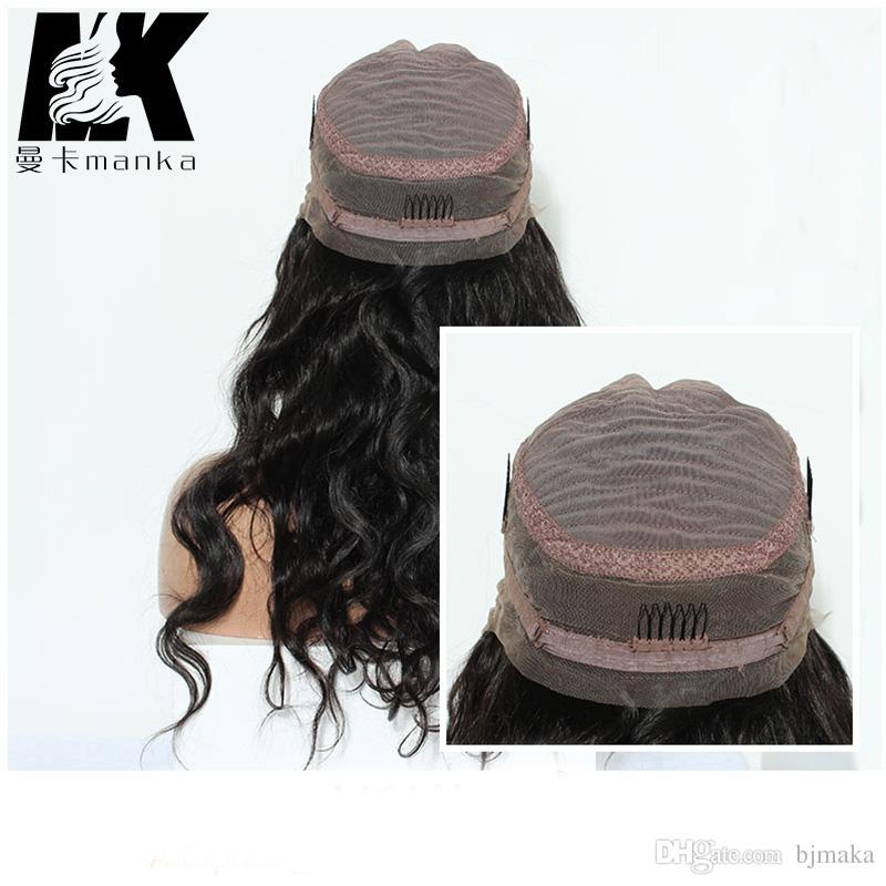 360 pelucas llenas del cordón para las mujeres negras pre-pliegue la onda del cuerpo 150% densidad Honey Queen Brazilian Remy Hair 100% pelucas de cabello humano