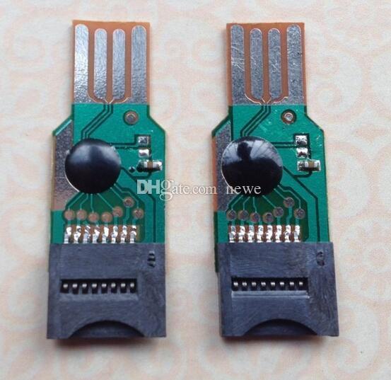 新しいSimplestone Binmer高速ミニUSB 2.0マイクロSD TFメモリカードリーダーアダプター