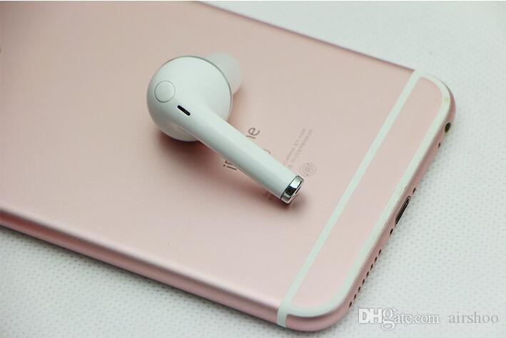 VOVG V1 Mini Bluetooth Écouteur CSR4.1 Sans Fil Musique Mains Libres Voiture Pilote Casque Téléphone Stealth Écouteurs Avec Microphone Pour Iphone DHL Gratuit