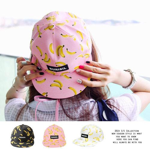 Wholesale Wholesale Banana Pineapple Cherry Fruit Pattern Sunbonnet Female  Summer Baseball Hiphop Snapback Cap Fashion Customized Hats Custom Hat From  ... e3264c8a9be