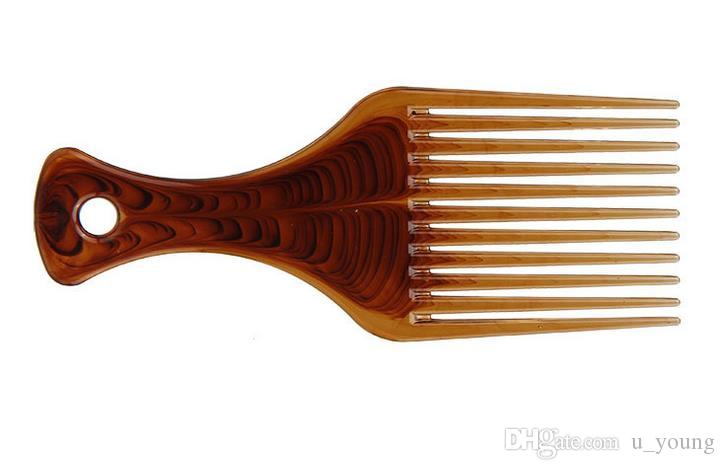 Hot Sale Hair Styling Combs Anti Static Professional Salon Wide Tine Comb High Quality